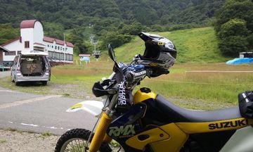 RMX250S 瀞川・氷ノ山林道ツー 他いろいろ | Webikeツーリング