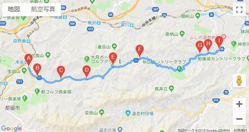山梨県道・神奈川県道35号四日市場上野原線 | Webikeツーリング