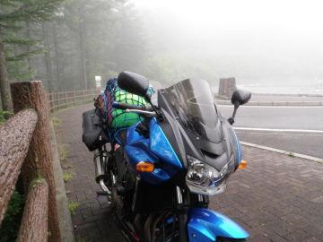 バイク×登山×キャンプ ツーリング | Webikeツーリング