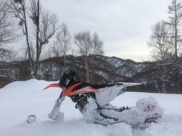 スノーバイク日和w | Webikeツーリング