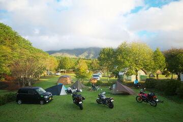 蒜山高原でキャンプしてきたよ。 | Webikeツーリング