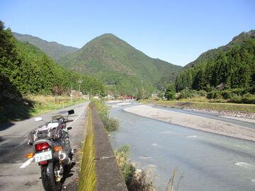 天竜川ライン/佐久間ダム~天龍峡へ | Webikeツーリング
