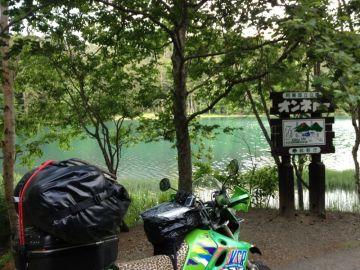 道東1泊キャンツー♪尾岱沼で北海シマエビ堪能のはずが!?1日目 | Webikeツーリング