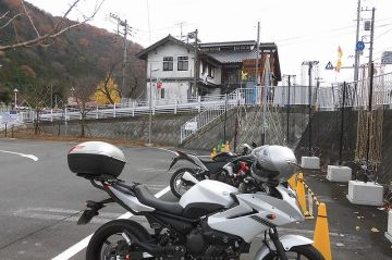 神奈川県で3番目!【道の駅・清川〔きよかわ〕】   Webikeツーリング