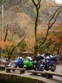 ウェビ友さんと九州ツーリング Days.2 ~神話の地高千穂、聖地阿蘇へ~   Webikeツーリング