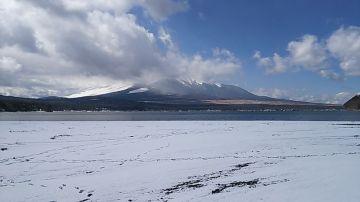 ★★★雪道性能を試しに、山中湖へ・・★★★ | Webikeツーリング