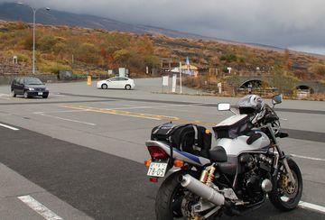 雲上の絶景ロード富士山スカイライン/新五合目へ | Webikeツーリング