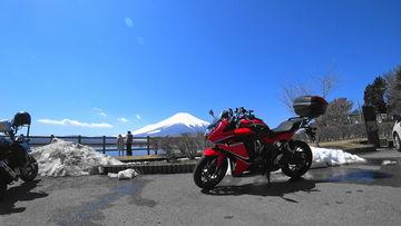 YAEH!!がいっぱい嬉しいな(*´ω`*) @道志みち・山中湖  CBR650F | Webikeツーリング