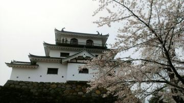 南東北もシーズンだ 白石城へ花見ツーなどなど | Webikeツーリング