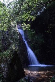 滝巡り・千代の滝と阿惣の大滝と白滝   Webikeツーリング
