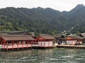 今日の金言 世界遺産宮島へ | Webikeツーリング