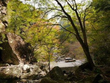 上北山村へ滝巡りツーリング | Webikeツーリング