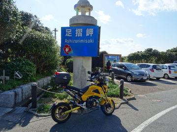 高知から足摺岬経由、佐多岬で民宿泊 | Webikeツーリング