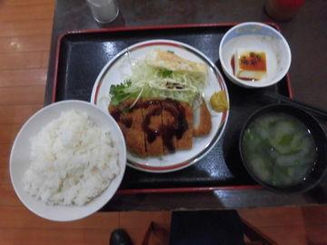 佐賀県出張の際、夕食を福岡空港近接の定食屋さんで食べた! | Webikeツーリング