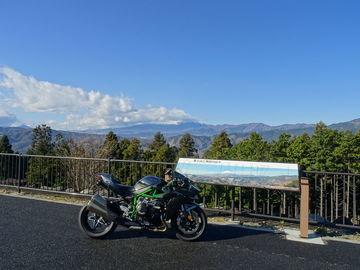 強風と言うことで、富士山を観に。   Webikeツーリング