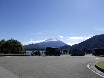 ZX-25R、静岡県道37号線狙いで、国道300号線が通行止めで・・・・・ | Webikeツーリング