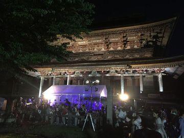 Live at 世界遺産「金峯山寺蔵王堂」 | Webikeツーリング