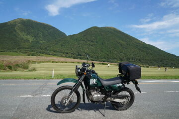 DF:三瓶山に登った思い出(島根県) | Webikeツーリング