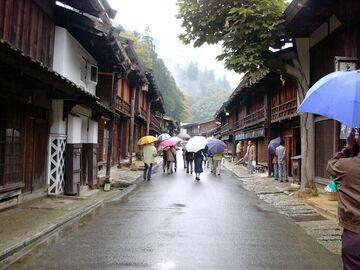 名湯・下呂の旅/恵那峡~妻籠宿へ | Webikeツーリング