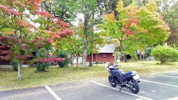 秋吉台科学博物館 展望台 家族旅行村キャンプ場 | Webikeツーリング