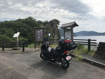 熊野世界遺産の旅と野宿デビュー   Webikeツーリング