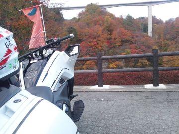 月山にて秋と冬を感じてきた | Webikeツーリング