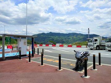 近畿道の駅スタンプラリーvol.2   Webikeツーリング
