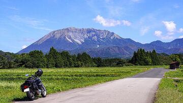 大山・蒜山高原ツーリングで偶然見つけた絶景ポイント | Webikeツーリング