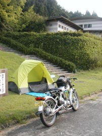 南九州ソロキャンプツーリング | Webikeツーリング