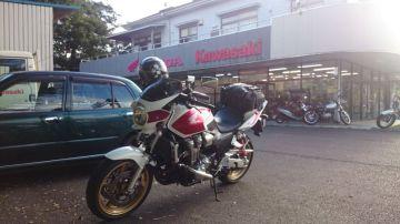 ふらっと遠い昔のふるさとのバイク屋さんへ・・・ | Webikeツーリング