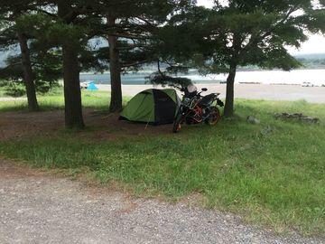 精進湖でキャンプツーリング | Webikeツーリング