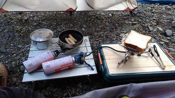 テント設営テスト | Webikeツーリング