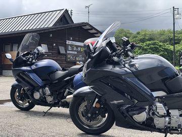 FJR1300AS慣らしです♪バーチーのバイク仲間のFJR1300ASと2台で会津へ!   Webikeツーリング