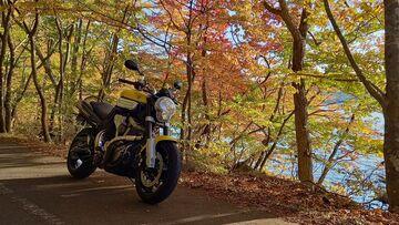 紅葉の十和田湖まで往復120km(近い)! | Webikeツーリング