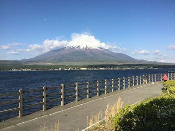 富士山見ながらコーヒーツーリングして来たよ | Webikeツーリング