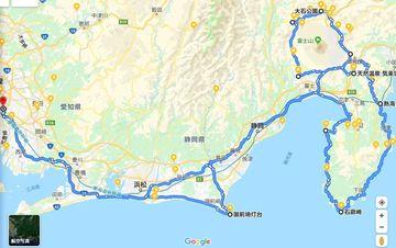 伊豆半島一周&富士五湖一周 | Webikeツーリング