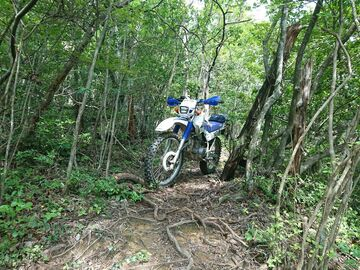 225W:白竜湖あたりの山を巡る(三原市大和町)   Webikeツーリング
