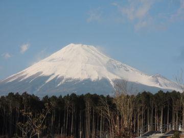 今日も富士山(^^) | Webikeツーリング