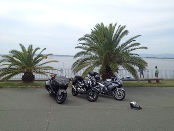 【F6B】浜名湖マスツー 3台 | Webikeツーリング