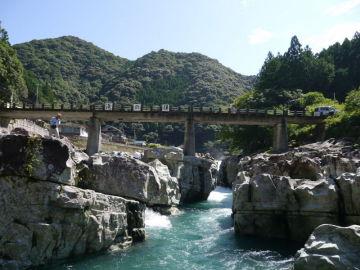 お散歩ツーリングin古座川峡 | Webikeツーリング