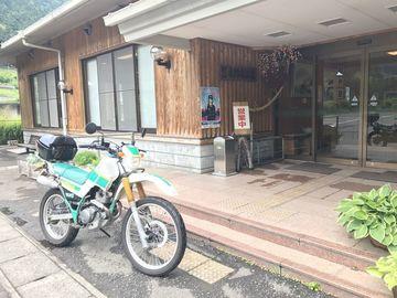 2017‐05‐21 剣山木綿麻温泉 | Webikeツーリング