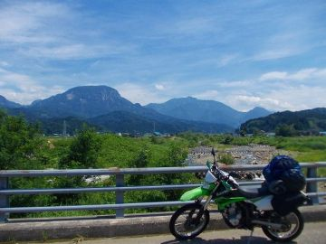 糸魚川から白馬へ | Webikeツーリング