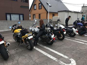 今年初!Aちゃんwith何時もの3人で富良野~夕張~三笠(`∇´)ノ | Webikeツーリング