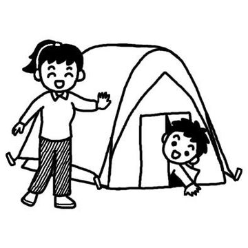 そうだ。灼熱の中、キャンプに行ってみよう。 | Webikeツーリング