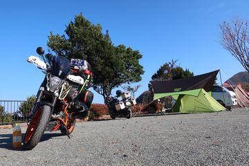 西伊豆スカイラインを通って雲見夕陽と潮騒のオートキャンプ場から帰ってきたよ 3 | Webikeツーリング