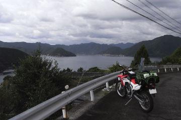 本州最南端~熊野三山キャンプツーリング一日目   Webikeツーリング