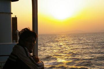 高野の朝日を浴び いざ四国へ | Webikeツーリング