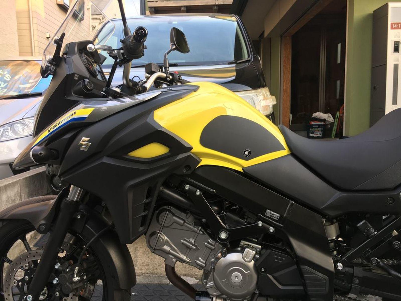 ストローム 650 v