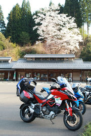 美山お花見ツーリング | Webikeツーリング