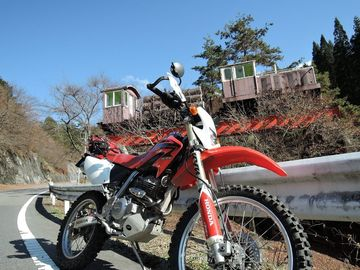 苗木城跡と高峰林道 支線散策 | Webikeツーリング